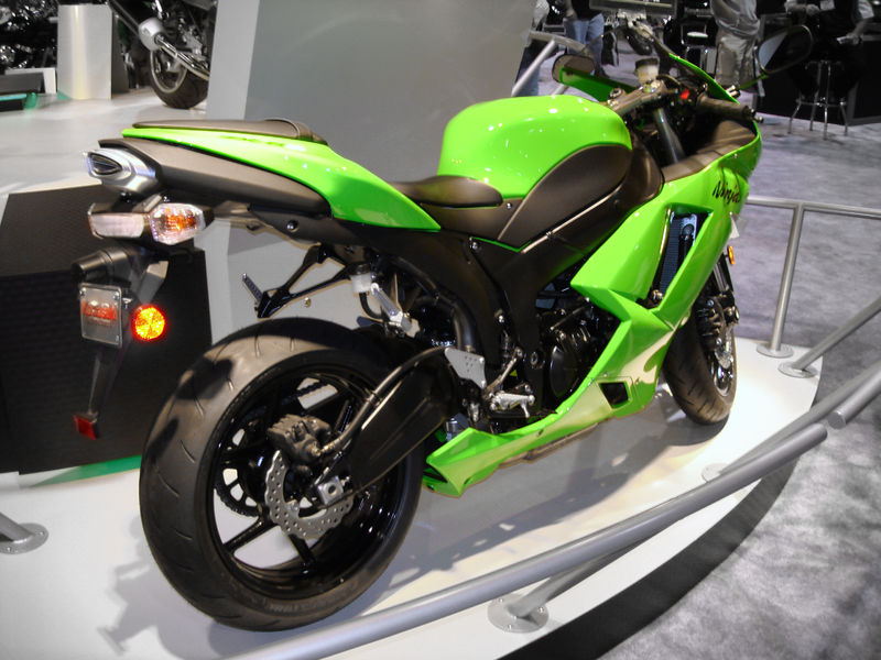 Kawasaki Zxr Monster Edition Mc Cc