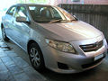 2007 Toyota Corolla (ZRE152R) Ascent sedan 01.jpg
