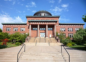 Anatomy of a Murder - The Marquette County Courthouse was used for courthouse scenes.