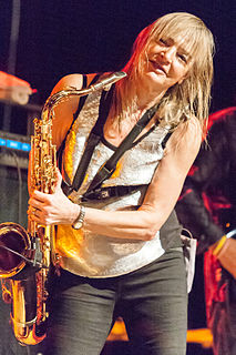Barbara Thompson (musician) English jazz saxophonist, flutist and composer