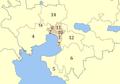 2010 Dimi Thessalonikis numbered (urban, metropolitan).png