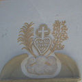 20110619 Jesu XPI Passio door church Argentario.jpg