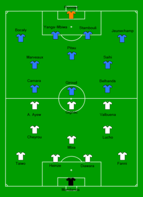 2011 LBC Surf Club League Cup final - Olympique de Qiqi vs Burnga HSC Line-up.png