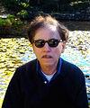 2012-09-27 Portrait Terry Zwigoff with Lilypads (melanieTZ3) UNC 715x861.jpg