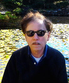 Description de l'image 2012-09-27 Portrait Terry Zwigoff with Lilypads (melanieTZ3) UNC 715x861.jpg.
