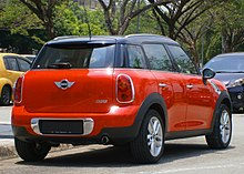 Mini Countryman Malaysia Pre Facelift