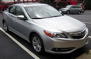 Acura ILX - 2013 Acura ILX Hybrid