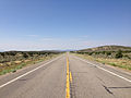 2014-07-17 09 14 02 View west along U.S. Route 6 about 20.5 miles east of the Nye County Line in White Pine County, Nevada.JPG