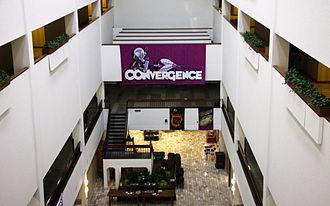 CONvergence - Image: 2014CONvergence