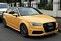 2014 Audi S3 (8V MY14) quattro Sportback 5-door hatchback (2015-07-24).jpg