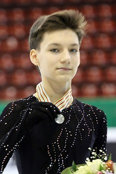 2014 World Junior Figure Skating Championships Adian Pitkeev jsw dwc19894.jpg