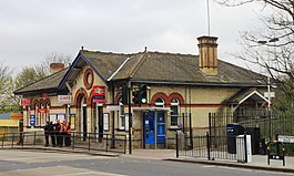 2014 at Alexandra Palace station - main building.jpg