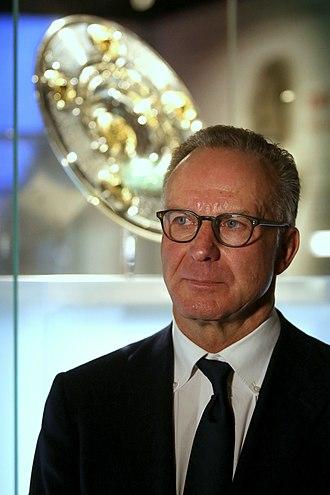 Karl-Heinz Rummenigge - Rummenigge in 2015