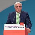 2015-12 Frank-Walter Steinmeier SPD Bundesparteitag by Olaf Kosinsky-3.jpg