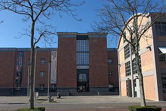 20150312 Maastricht; Front of Bonnefantenmuseum seen from the east 05.jpg
