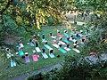 2015 Fort Tryon Park sunset yoga.jpg