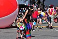 2015 Fremont Solstice parade - beach ball contingent 08 (19141089318).jpg