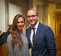 2015 Transgender Day of Remembrance Washington DC USA 00218 - Bianca Rey and Chad Griffin (22546439993).jpg