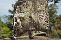 2016 Angkor, Preah Khan, Rzeźby strażników przed wejściem (05).jpg