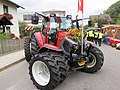 2017-09-23 (141) Lindner tractor positioned in the entrance area of Dirndlkirtage to prevent attacks, as in Nice on July 14, 2016.jpg