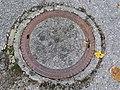 2017-10-12 (207) Manhole cover at Bahnhof Neubruck.jpg