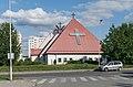 2017 Kościół Podwyższenia Krzyża Świętego w Kłodzku 1.jpg