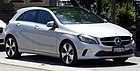 2017 Mercedes-Benz A 200 (W 176) hatchback (2018-10-29) 01.jpg