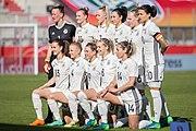 2018-04-07 Fußball, Frauen, Länderspiel, Deutschland - Tschechien - StP 3101 LR7,5 by Stepro
