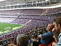 2018-05-26 Aston Villa V Fulham, Championship play-off final, Wembley (4).JPG