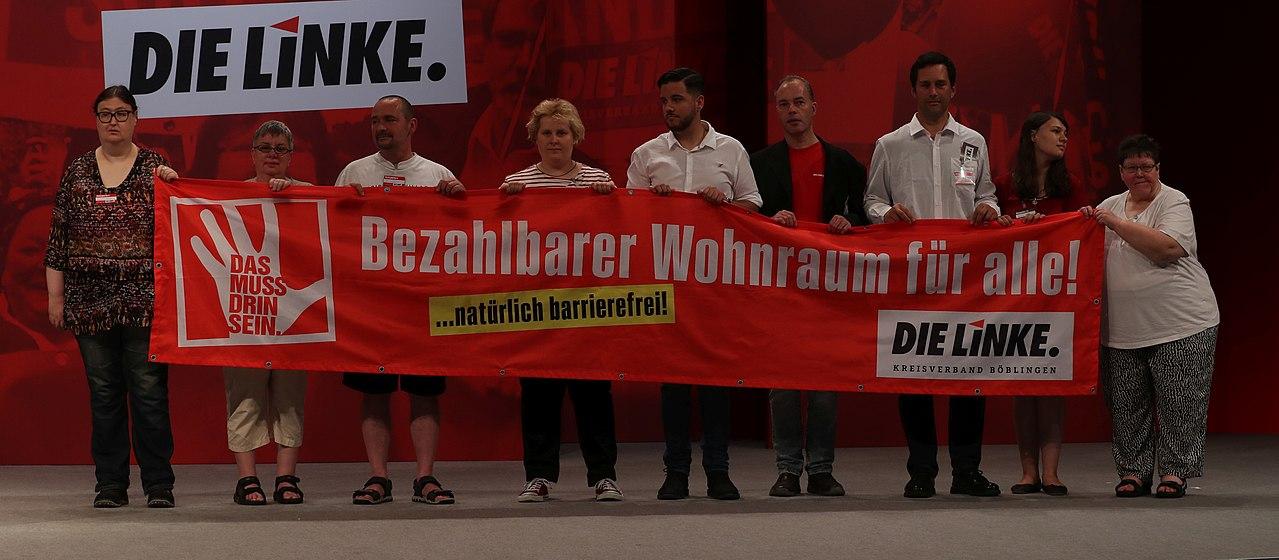2018-06-09 Bundesparteitag Die Linke 2018 in Leipzig by Sandro Halank–004.jpg