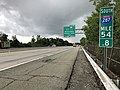 2018-07-25 15 05 07 View south along Interstate 287 between Exit 55 and Exit 53 in Pompton Lakes, Passaic County, New Jersey.jpg