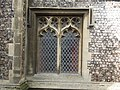 2018-10-27 Side window, Saint Peter and Saint Paul, Cromer Norfolk.JPG