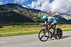 20180924 UCI Road World Championships Innsbruck Men U23 ITT Joseph Areruya 850 8160.jpg