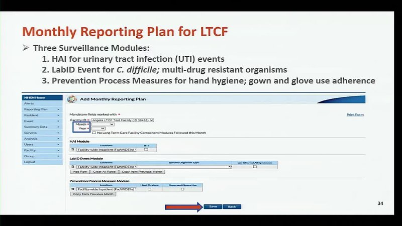 File:2018 NHSN LTCF Training - Overview of the NHSN LTCF Component