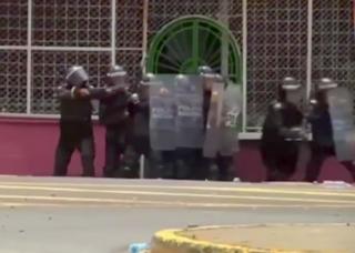 Timeline of the 2018 Nicaraguan protests