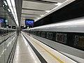 201901 Platform 5 of Hong Kong West Kowloon Station.jpg