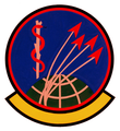 21 Medical Service Sq emblem.png