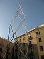 23 Monument als Castellers, pl. Sant Miquel.jpg