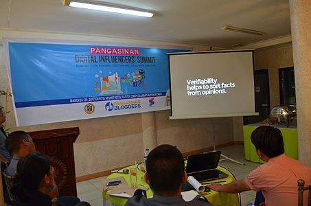 2nd Wikipedia Edit-a-thon in Pangasinan 16.JPG