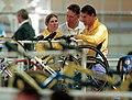 301000 - Cycling track McIntosh consoles Modras - 3b - 2000 Sydney event photo.jpg