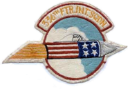 336th Fighter-Interceptor Squadron - Emblem