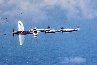 128th Air Refueling Wing - 362d Fighter Group - P-47 Thunderbolts 1945