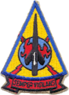 37th Air Defense Missile Squadron - ADC - Emblem