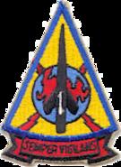 37th Air Defense Missile Squadron - ADC - Emblem