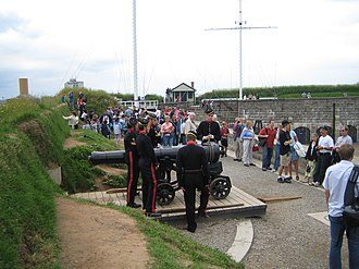 Citadel Hill (Fort George) - Guided and self-guided tours watch the daily noon-gun firing ceremony.