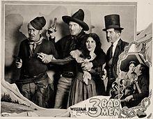 3 Bad Men - Wikipedia