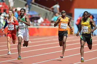 2015 World Championships in Athletics – Men's 400 metres - Heat 2
