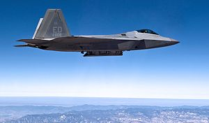 411th Flight Test Squadron - 411th Flight Test Squadron - Lockheed F-22A Block 10 Raptor 91-4008