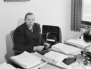 Erling Wikborg - Erling Wikborg in 1951.