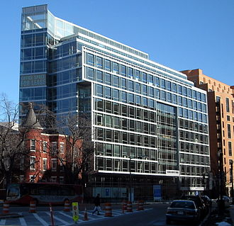 455 Massachusetts Avenue - Image: 455 Massachusetts Avenue